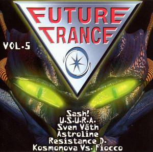 Cover - Cyrus &  The Joker: Future Trance Vol. 05