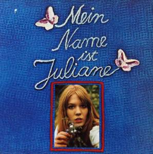 Cover - Juliane Werding: Mein Name Ist Juliane