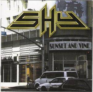 Cover - Shy: Sunset And Vine