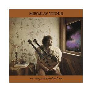 Cover - Miroslav Vitous: Magical Shepherd