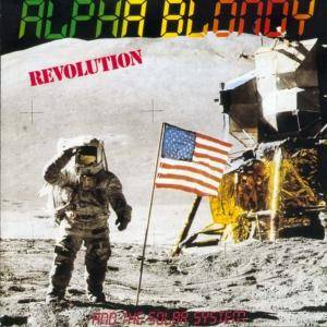 Cover - Alpha Blondy: Revolution