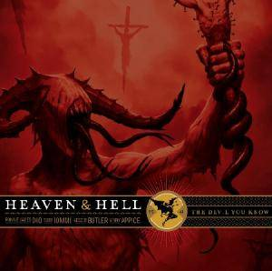 Heaven & Hell: Devil You Know, The - Cover