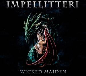 Cover - Impellitteri: Wicked Maiden