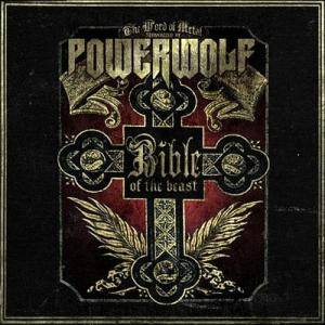 Powerwolf: Bible Of The Beast (CD) - Bild 1
