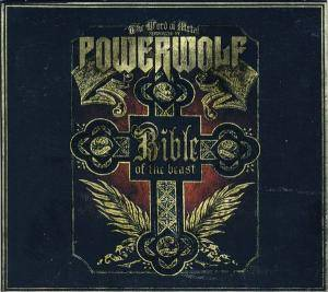 Powerwolf: Bible Of The Beast (CD + DVD) - Bild 1