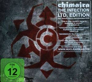 Cover - Chimaira: Infection, The