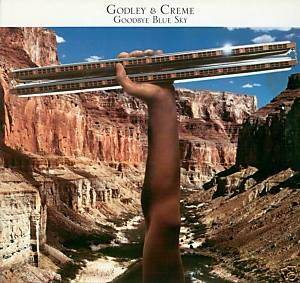 Godley & Creme: Goodbye Blue Sky - Cover