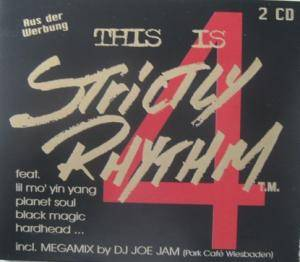 This Is Strictly Rhythm 4 - Cover