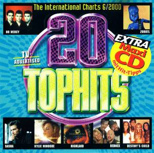 Cover - Highland: 20 Top Hits Aus Den Charts 6/2000