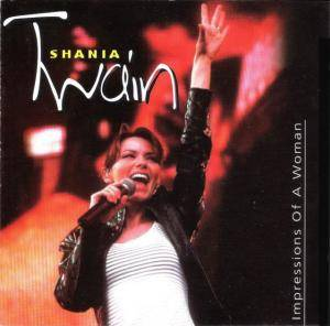 Shania Twain: Impressions Of A Woman - Cover