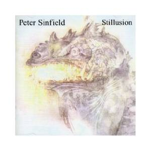 Peter Sinfield: Stillusion - Cover