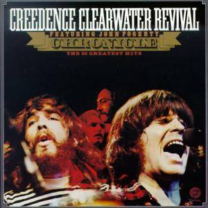 Creedence Clearwater Revival: Chronicle - The 20 Greatest Hits (2-LP) - Bild 1