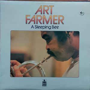 Cover - Art Farmer: Sleeping Bee, A