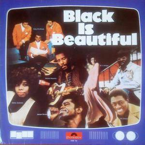 Cover - J.B.'s, The: Black Is Beautiful