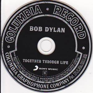 Bob Dylan: Together Through Life (CD) - Bild 3