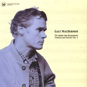 Cover - Galt MacDermot: Up From The Basement - Unreleased Tracks Vol. 1