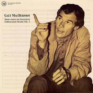 Cover - Galt MacDermot: More From The Basement - Unreleased Tracks Vol. 2
