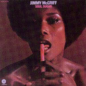 Jimmy McGriff: Soul Sugar - Cover