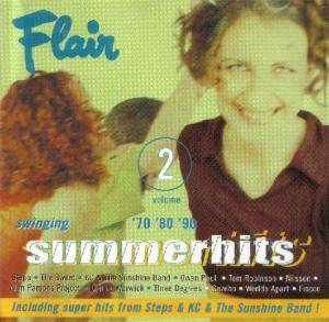 Cover - Fiocco: Flair '70 '80 '90 Swinging Summerhits 2