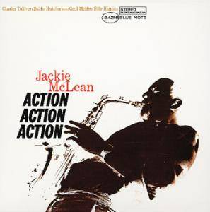 Jackie McLean: Action - Cover