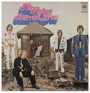The Flying Burrito Brothers: Gilded Palace Of Sin, The - Cover