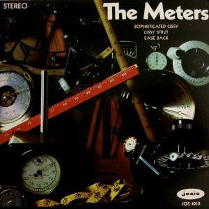 Cover - Meters, The: Meters, The