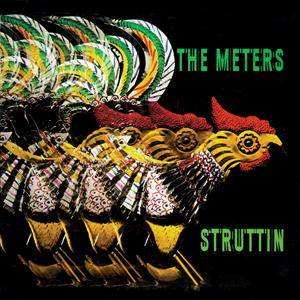 Cover - Meters, The: Struttin'