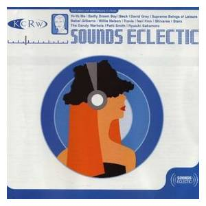 KCRW - Sounds Eclectic - Cover