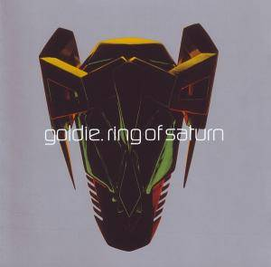 Cover - Goldie: Ring Of Saturn