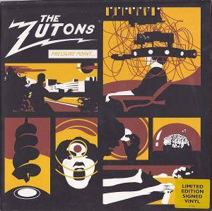 Cover - Zutons, The: Pressure Point