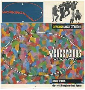 Cover - Working Week: Venceremos - We Will Win