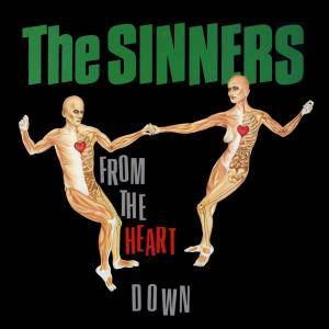 Cover - Sinners, The: From The Heart Down