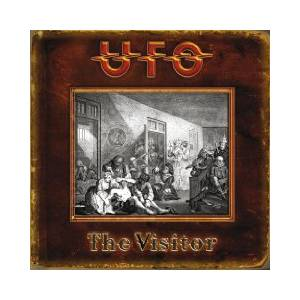 UFO: Visitor, The - Cover