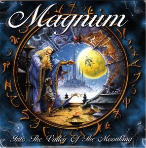 Magnum: Into The Valley Of The Moonking - Cover