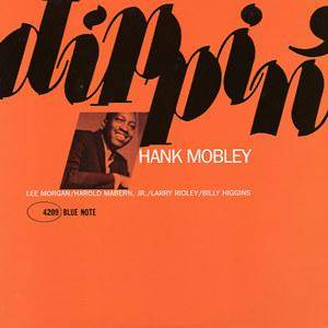 Cover - Hank Mobley: Dippin'