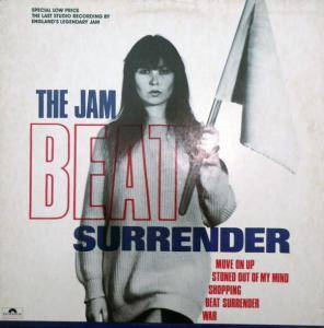 The Jam: Beat Surrender - Cover