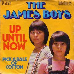Cover - James Boys, The: Up Until Now