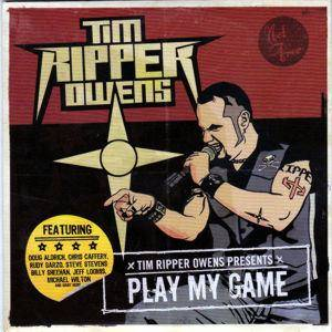 "Cover - Tim ""Ripper"" Owens: Play My Game"