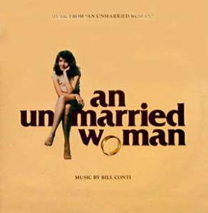 Cover - Bill Conti: Unmarried Woman, An