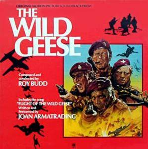 Cover - Roy Budd: Wild Geese, The