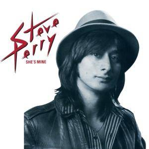 Cover - Steve Perry: She's Mine