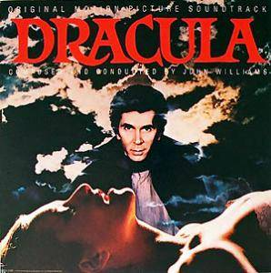 John Williams: Dracula - Cover