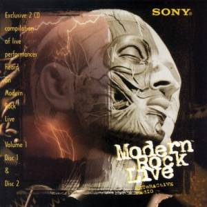Modern Rock Live Vol 1 (2-Promo-CD) - Bild 1
