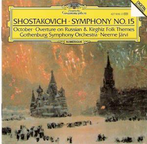 Schostakowitsch 15. Sinfonie
