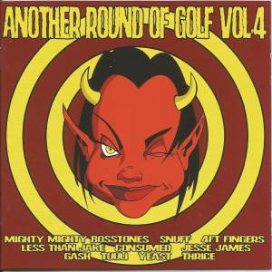 Cover - Less Than Jake: Another Round Of Golf Vol. 4