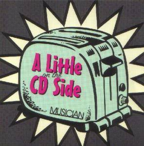 Musician Magazine - A Little On The CD Side Vol. 31 - Cover