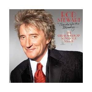 Rod Stewart: Thanks For The Memory... The Great American Songbook Vol. IV - Cover