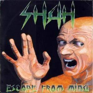 Shah: Escape From Mind - Cover