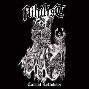 Nihilist: Carnal Leftovers - Cover