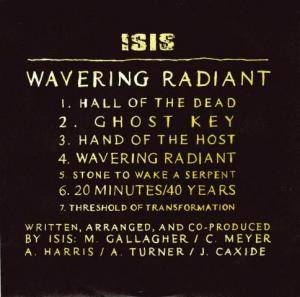 Isis: Wavering Radiant (CD) - Bild 6